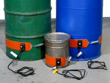 Heating Of Ronjohn Solvents